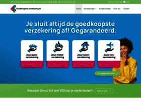 goedkoopsteverzekering.nl