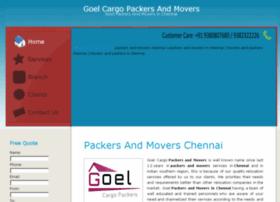 goelcargopackers.com