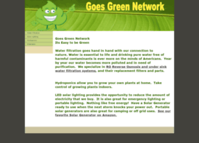 goesgreennetwork.com