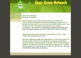 goesgreenstore.com