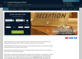 goethe-hotel-frankfurt.h-rez.com