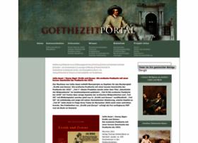 goethezeitportal.de
