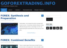 goforextrading.info