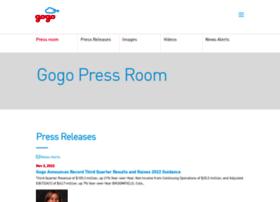 gogoair.mediaroom.com