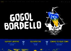 gogolbordello.com