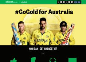 gogold.cricket.com.au