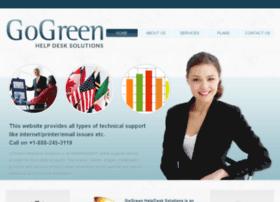 gogreen-helpdesksupport.com
