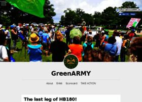 gogreenarmy.com