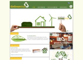gogreenshop.com.hk
