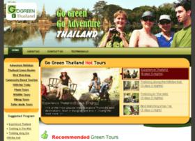 gogreenthailand.com