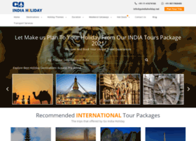goindiaholiday.net