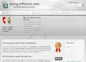 Going-offshore.com