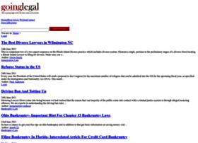 goinglegal.com