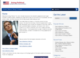 goingpolitical.com
