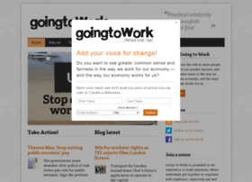 goingtowork.org.uk
