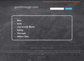 gointhrough.com