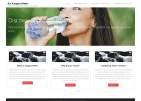 gokangenwater.com