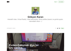 gokcenkaran.com