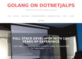 golang.dotnetjalps.com
