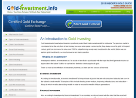 gold-investment.info