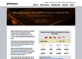 gold.bullionvault.com
