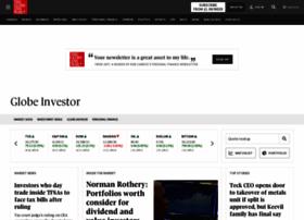 gold.globeinvestor.com