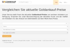 goldankauf-preisvergleich.de