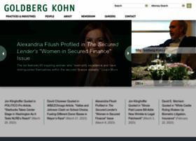 goldbergkohn.com