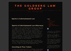 goldberglawgroup.wordpress.com