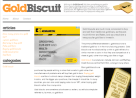 goldbiscuit.net