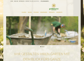 goldblume-gartenbau.de
