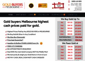 goldbuyersmelbourne.com.au