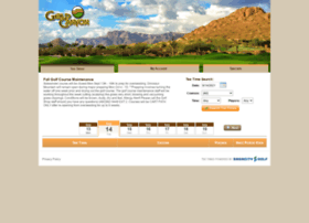 goldcanyon.quick18.com