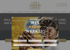 goldcapital.co.za