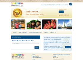 goldcard.hawaiifun.org