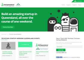 goldcoast.startupweekend.org