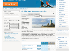 goldcoastaccommodation.tv