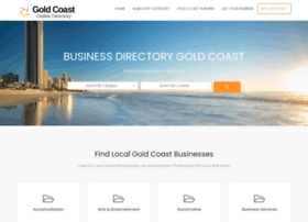 goldcoastonlinedirectory.com.au