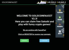 goldcoinfaucet.com