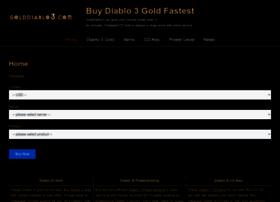 golddiablo3.com