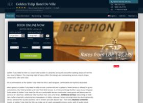 golden-tulip-de-ville.hotel-rez.com