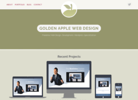 goldenapplewebdesign.com