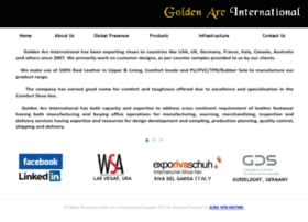 goldenarcinternational.com