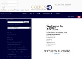 goldenauctions.net