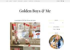 goldenboysandme.com