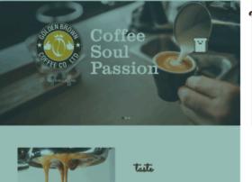 goldenbrowncoffee.com