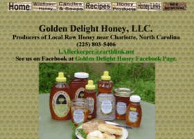 goldendelighthoney.com