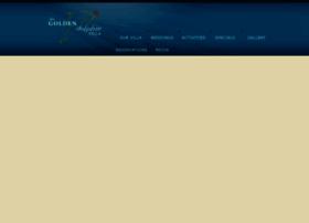 goldendolphinvilla.com