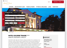 goldenetraube.com