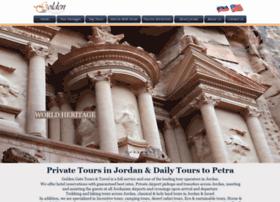 goldengatetours.com.jo